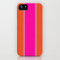 Re-Created Interference ONE No. 26 iPhone & iPod Case by Robert S. Lee