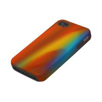 Bright Colors iPhone 4 Tough Case from Zazzle.com