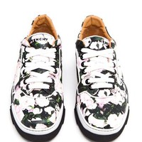 GIVENCHY | Tyson Floral Printed Leather Skate Shoes | Browns fashion & designer clothes & clothing