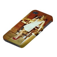 Coffee Drinker iPhone 4 Case