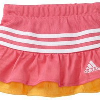 adidas Baby-Girls Infant 3 Spins Mesh Skort