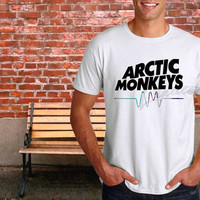 Arctic Monkeys logo galaxy by lezatos