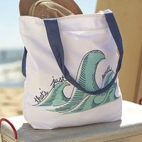 Surf's Up Tote - That's Just Swell