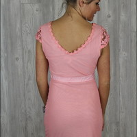 Prettiest Dress of Spring in PINK - Filly Flair