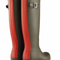 Original Stripe Rain Boots | Hunter Boot Ltd