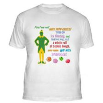 #Elf the movie, buddy the Elf favorite quotes shirts and gifts