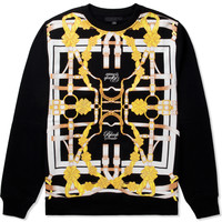Black Scale Black Equestre Sweater