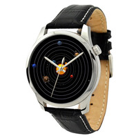 Solar System Watch black