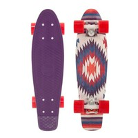 "Penny 22"" Holiday Aztec Complete Skateboard Cruiser"
