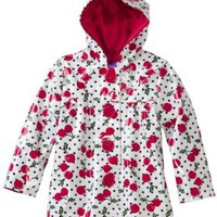 Pink Platinum Girls 2-6X Cherry RainCoat