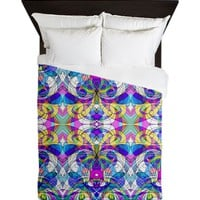 Queen Duvet Indian Style 1
