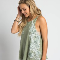 O'Neill GARDENSONG TANK from Official US O'Neill Store