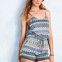 Low-armhole Romper - Victoria's Secret