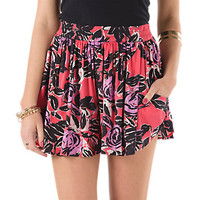 Freja Floral Skort | Shop Prints and Pop at Vans