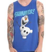 Disney Frozen Olaf Tank Top