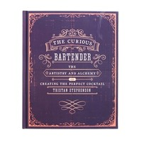 The Curious Bartender Book