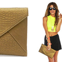 Furor Moda - Goldilocks Clutch