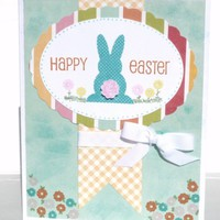 Happy Easter Handmade Greeting Card » Craftori