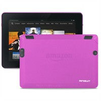 "Frost TPU Case for Kindle Fire HDX 7"" Tablet (Pink)"