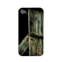 Barnwood for iPhone from Zazzle.com