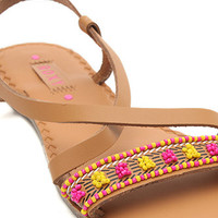 Roxy Sardina Beaded Sandals at PacSun.com