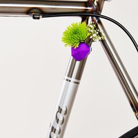 Wearable Planter Geometric Bike Vase - Urban Outfitters