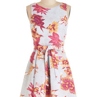 Plenty by Tracy Reese Plenty by Tracy Reese Petal Trail Dress | Mod Retro Vintage Dresses | ModCloth.com