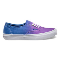 Vans Ombre Authentic Slim (hollyhock/surf the web)