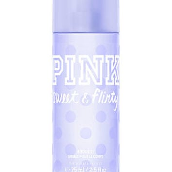 Travel-size Sweet & Flirty Body Mist - PINK - Victoria's Secret