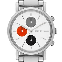 DKNY 'Soho' Chronograph Bracelet Watch, 38mm | Nordstrom