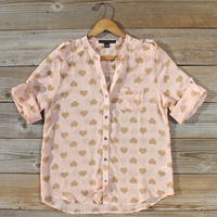 Fleeting Heart Blouse