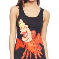 The Little Mermaid™ Sebastian™ Tank | Wet Seal