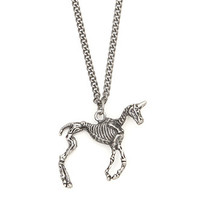 Afends Unicorn Necklace at PacSun.com