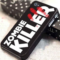 Zombie Killer customized for iphone 4/4s/5/5s/5c, samsung galaxy s3/s4, and ipod touch 4/5