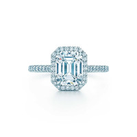 Tiffany & Co. - Tiffany Soleste® Emerald Cut