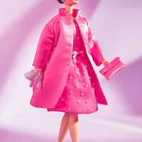 Audrey Hepburn in Breakfast at Tiffany's Pink Princess™ Fashion   Barbie Collector