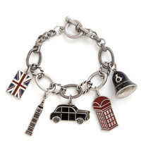 No Place like London Bracelet | Mod Retro Vintage Bracelets | ModCloth.com