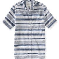 Striped Oxford Woven Shirt