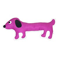 Sausage Dog Cushion by Scoops Design