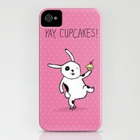 Yay, Cupcakes! iPhone Case by Dale Keys | Society6