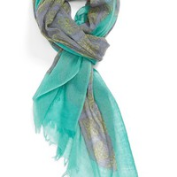 Nordstrom Woven Wool Scarf