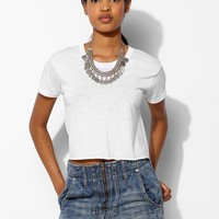 One Teaspoon Classic Zip-Front Denim Short - Urban Outfitters