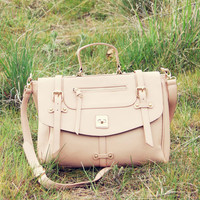 The Nash Tote in Blush - Blush