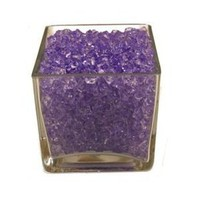 Purple 1.5cm vase filler