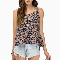 Carefree Spirit Tank Top $32