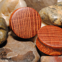 Pair of Rapala Lacewood Plugs 6mm and Up (Free Shipping to UK)