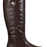 Maddy tall riding boot