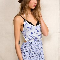 Urban Renewal Open-Back Romper - Urban Outfitters