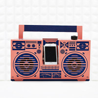 Berlin Boombox in Pink - Urban Outfitters