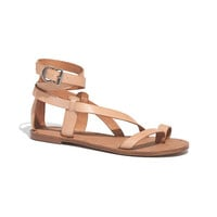 The Allie Gladiator Sandal